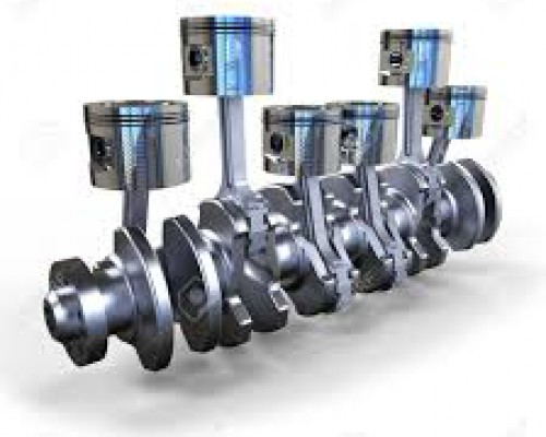 Crank shaft (Trục khuỷu)